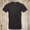 Черная футболка Премиум
