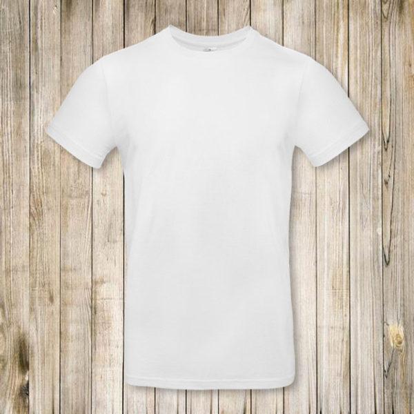 Белая футболка Премиум